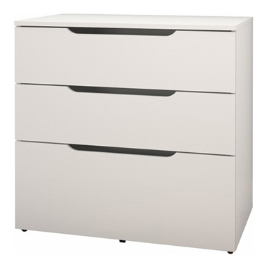 Arobas 3-Drawer Filing Cabinet