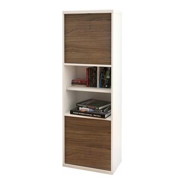 Liber-T 2-Door Bookcase