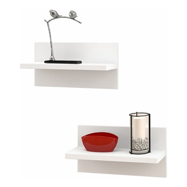 Liber-T Floating Shelves (Set of 2)