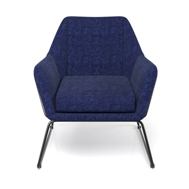 Norwood Chenille Lounge Chair
