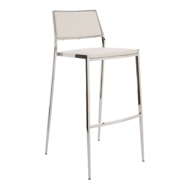Aaron Stackable Bar Stool (Set of 4)