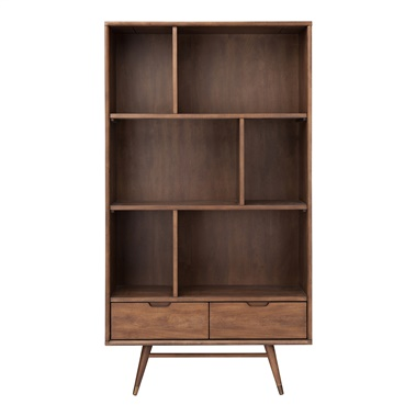 Baas 2-Drawer Bookcase Shelving