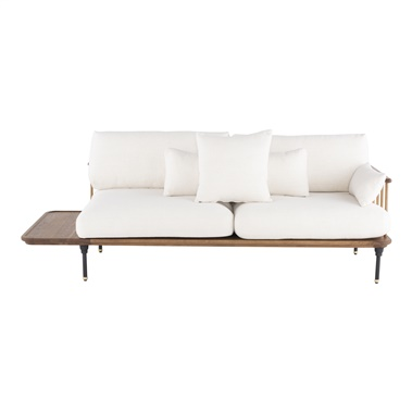 Distrikt Triple Seat Sofa