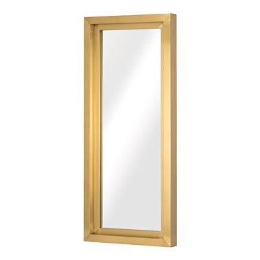 Glam Rectangle Wall Mirror