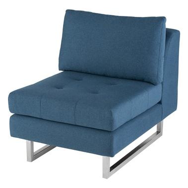 Janis Seat Armless Sofa