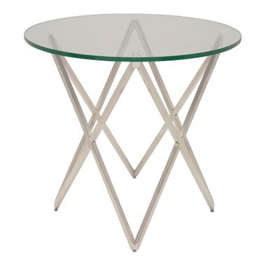 Lattice Side Table