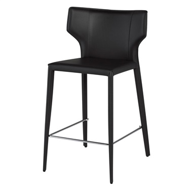 Wayne Upholstery Counter Stool