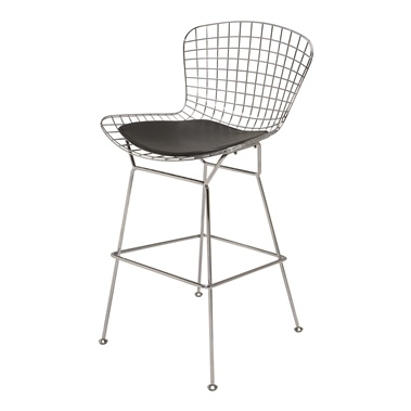Wireback Counter Stool