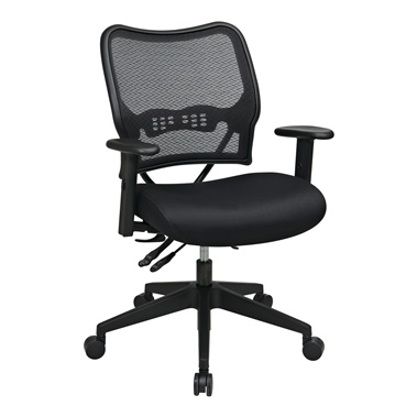 Deluxe Chair with AirGrid Back and Mesh Seat