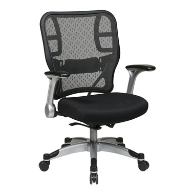 Deluxe R2 Spacegrid Back Chair with Mesh Seat