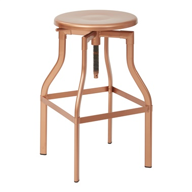 "Eastvale 30"" Metal Bar Stool"