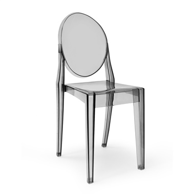 Phantom Stacking Side Chair (Set of 2)