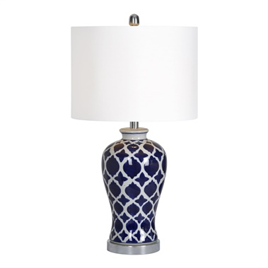 Indigo Table Lamp