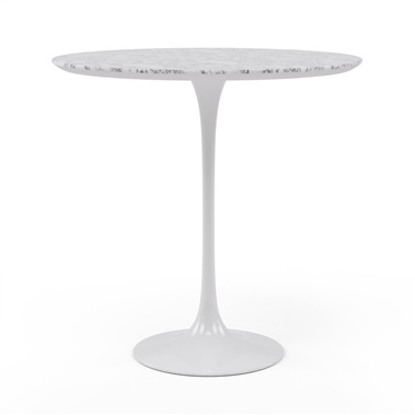 Saarinen Tulip Marble Side Table