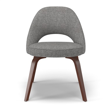 Saarinen Side Chair with Wood Legs