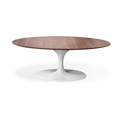 Saarinen Tulip Oval Coffee Table