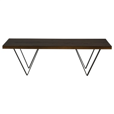 Harper Hand-Planed Cocktail Table