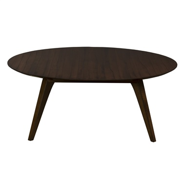 Martin Strata Round Cocktail Table