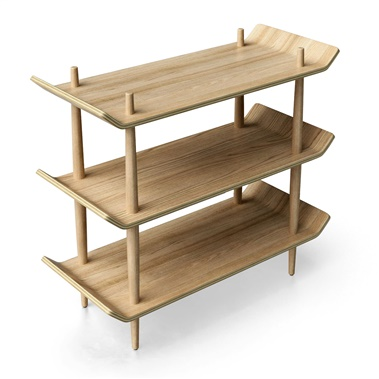 Sean Dix Bentwood Single Shelf
