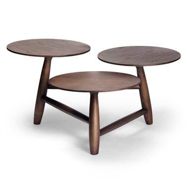Gentil Sean Dix Tripod Coffee Table