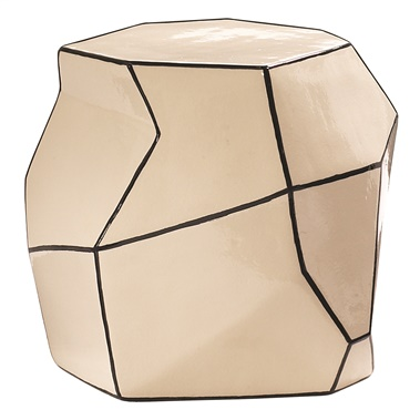 Geo Stool / Accent Table