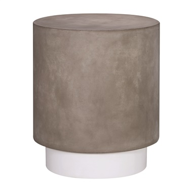 Poncho Stool / Accent Table