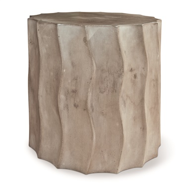 Wave Accent Table