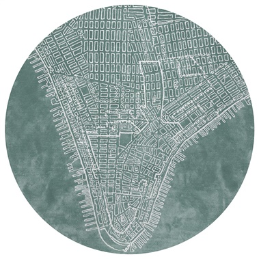 Lower Manhattan Area Rug