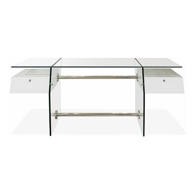 Vitra Glass Desk