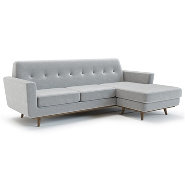 High Quality Sophia Reversible Sectional