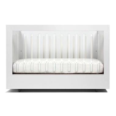 Roh White Crib