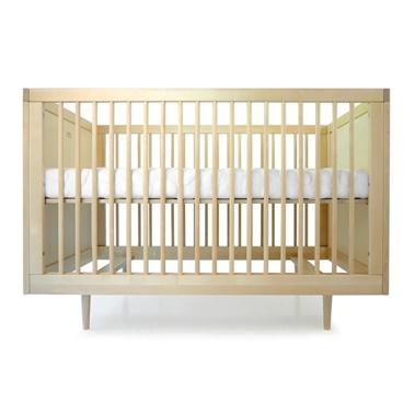 Ulm Birch Crib