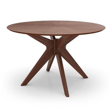 Starburst Round Dining Table