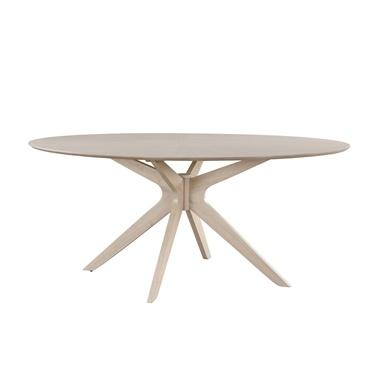Starburst Sunwash Oval Dining Table