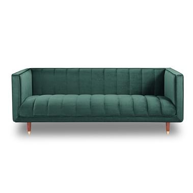 Stella Velvet Sofa