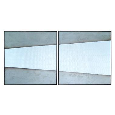 2-piece Beyond The Line Floater Frame Set
