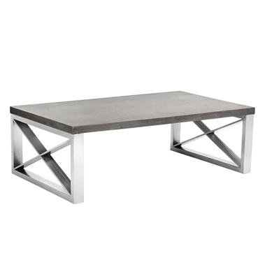 Catalan Concrete Coffee Table