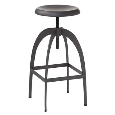 Colby Adjustable Bar Stool