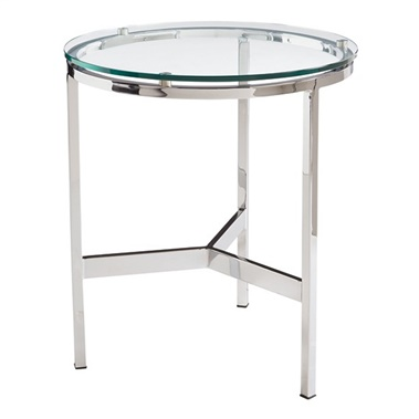 Flato Round End Table