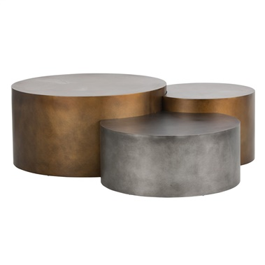 Ikon 3-piece Neo Coffee Tables Set
