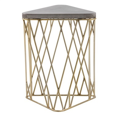 Solterra Triad End Table