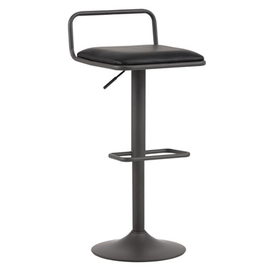 Burke Adjustable Barstool
