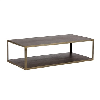 Zenn Mara Rectangular Coffee Table