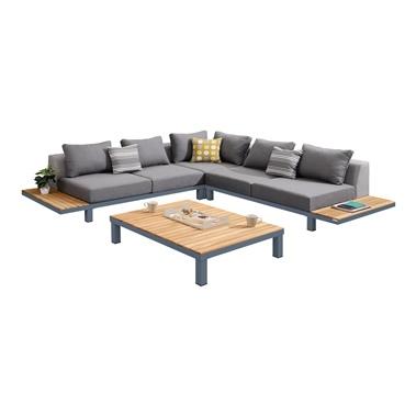 Phoenix 4-Piece Outdoor Sectional Set