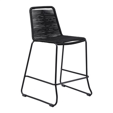 Sheri Outdoor Stackable Barstool