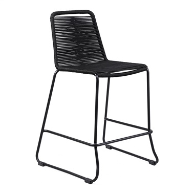 Sheri Outdoor Stackable Counter Stool