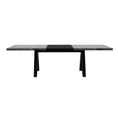 Apex Extending Concrete Dining Table