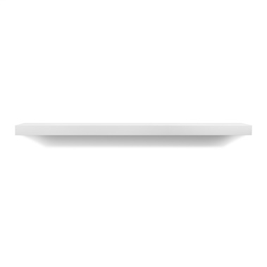 "Balda 47"" Hanging Wall Shelf"