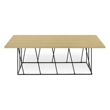 Helix Rectangular Coffee Table