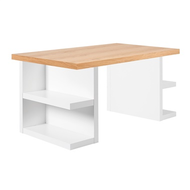 "Multi 63"" Table Top with Storage Legs"